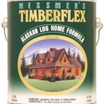 Messmer's Timberflex Log Home Finish Can