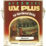 Messmer's UV Plus for Hardwood Decks Can