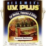 Deck Stain - Messmers UV Plus