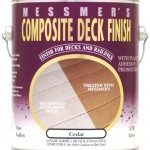 Composite Deck Stain and Finish from Messmers